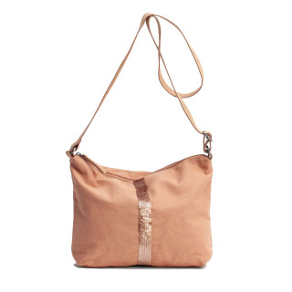 Biba FIJI Pink Shoulder Bag