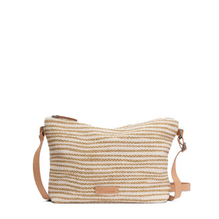 Biba Zanzibar Bag Pocket With Ochre Stripes