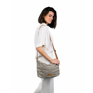 Biba Zanzibar Teja StripEd Pocket Bag