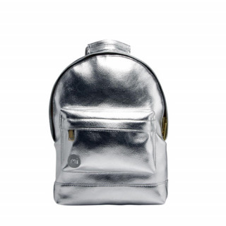 Mi Pac Minis Sac à dos Metalic Silver