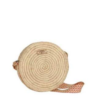 L'Atelier du Crochet Sac Trotteur Rond Rondivana Rouge