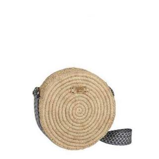 L'Atelier du Crochet Sac Trotteur Rond Rondivana Bleu