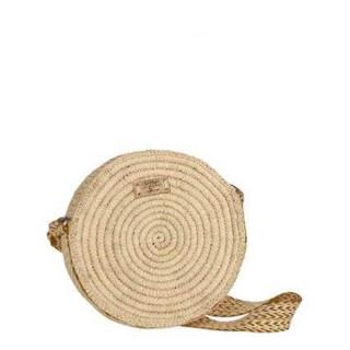 L'Atelier du Crochet Sac Trotteur Rond Rondivana Marron