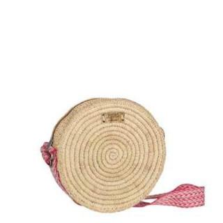 L'Atelier du Crochet Sac Trotteur Rond Rondivana Rose
