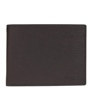 Le Tanneur Charles Wallet 2 Black Grained Leather