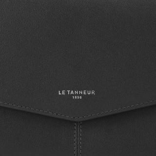Le Tanneur Charlotte Wallet And Black Checkbook Door