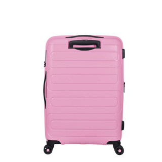 American Tourister Sunside Spinner 68 cm Valise Trolley 4 Roues Pink Gelato