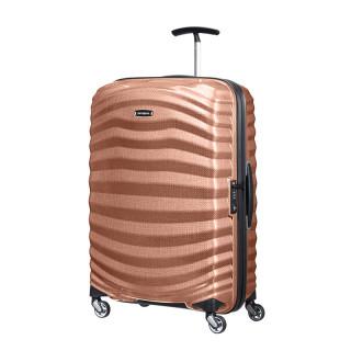 Samsonite Lite-Shock Suitecase 69 cm 4 Wheels Copper Blush