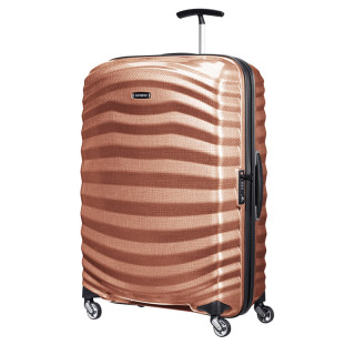 Samsonite Lite-Shock Valise 75 cm 4 Roues Copper Blush