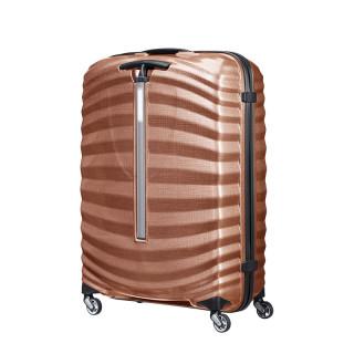 Samsonite Lite-Shock Suitecase 75 cm 4 Wheels Copper Blush