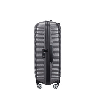 Samsonite Lite-Shock Suitecase 69 cm 4 Wheels Eclypse Grey