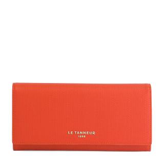 Le Tanneur Lise Wallet All-in-one Citrus-Chalk