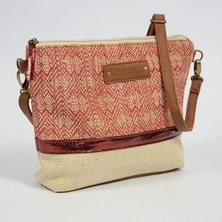Le Voyage En Panier Amboise Crossbody Bag Rouge