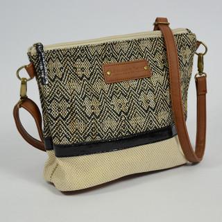 Le Voyage En Panier Amboise Crossbody Bag Noir