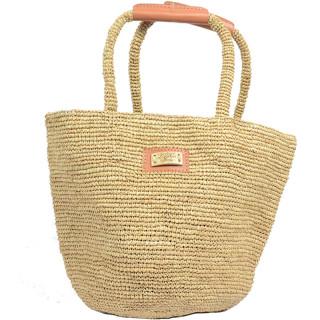 L'atelier Du Crochet Bag Cabas Crochet Bolgoa Tea