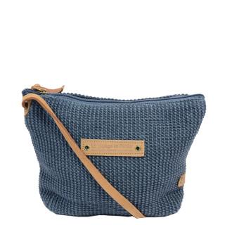 Le Voyage En Panier Cottine Crossbody Bag Blue