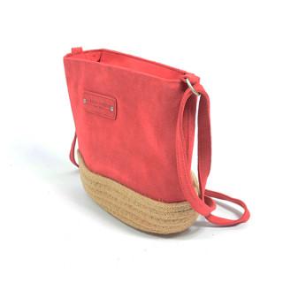 Le Voyage En Panier Vita Crossbody Bag Red
