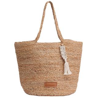 Biba Bora Bora Cabas and Braided M Natural Beach Bag