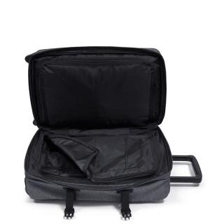 Eastpak Strapverz S (TSA) Bagage Cabine et Sac à Dos 77h Black Denim