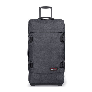Eastpak Strapverz M (TSA) Bagage et Sac à Dos 77h Black Denim