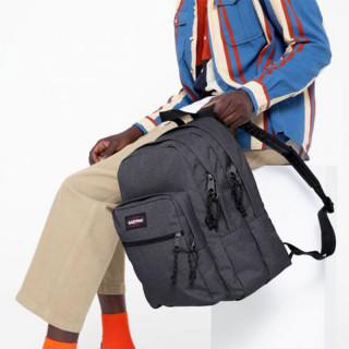 Eastpak Morius Lite Backpack 77h Black Denim