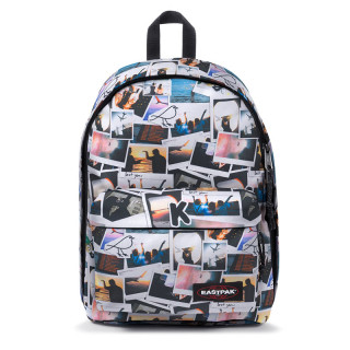 """Eastpak Out Of Office Backpack 15"""" k35 Post Horizon"""