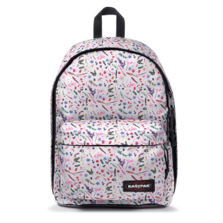 """Eastpak Out Of Office Backpack 15"""" k46 Herbs White"""