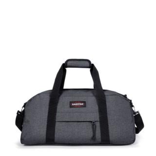 Eastpak Stand - Travel Bag and Sports Bag 77s Black Denim