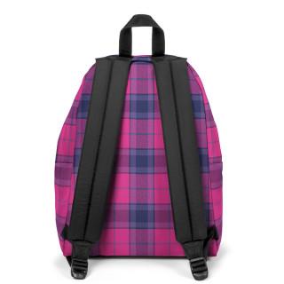 Eastpak Padded Pak'r Backpack k39 Checked Fuchsia
