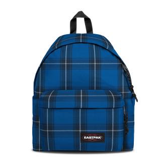 Eastpak Padded Pak'r Backpack k40 Checked Blue