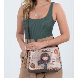 Anekke Kenya Multicolored Shoulder Bag