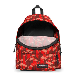 Eastpak Padded Pak'r Backpack k87 Pixel Red