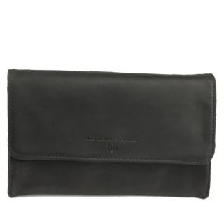 JL Fourès Baroudeuse Wallet Plastic Articulated L Black