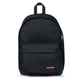 "Eastpak Out Of Office Backpack 13"" Laptop L25 Geo Stripe"