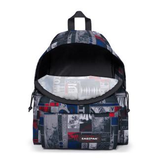 Eastpak Padded Pak'r Backpack L15 Reverb Red