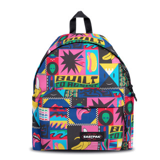 Eastpak Padded Pak'r Backpack L21 Wall art Funk