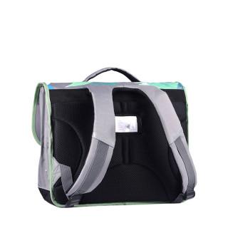 Caméléon Actual Schoolbag 41 cm Gray Tropical Leaf