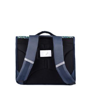 Caméléon Actual Schoolbag 41 cm Green Geo