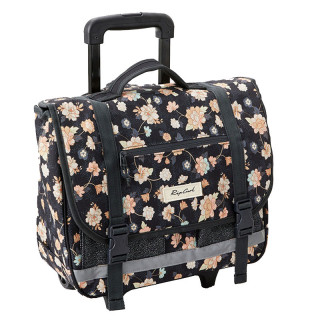 Rip Curl Surf Gypsy Cartable à roulettes Filles Washed Black