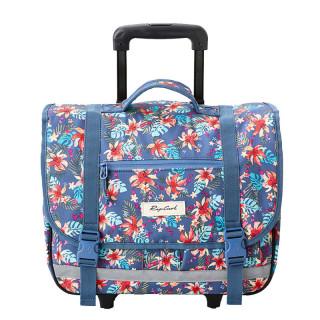 Rip Curl Havana Floral Cartable à roulettes Filles Blue