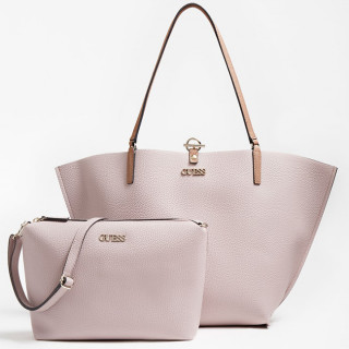 Guess Alby Shopping Bag and Reversible Pocket 2 in 1 MCR