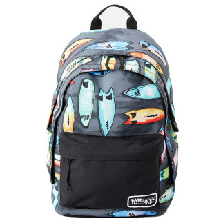 Rip Curl Double Dome Sac à Dos Back to School Black
