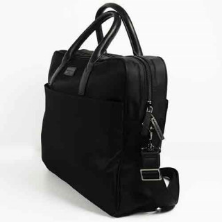 "Lancaster Basic Sport Men Cartable 40 cm pour PC 15""  304-17 Noir"