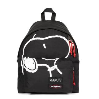 Eastpak Padded Pak'r Backpack K59 Placed Snoopy