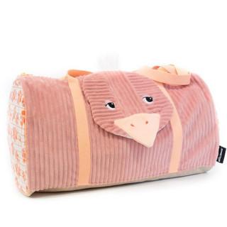Les Deglingos Bag Weekend Pomelos L'Autruche