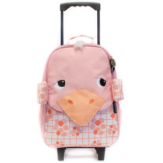 Les Deglingos Roulette Bag and Clothing Pomelos The Ostrich