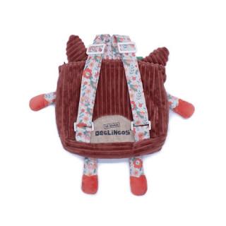 Les Deglingos Bag in Doudou Satchel Melimelos The Doe