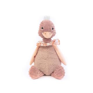 Les Deglingos Great Plush Doudou Pomelos The ostrich
