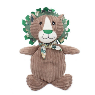 Les Deglingos Great Plush Doudou Jelekros The Lion