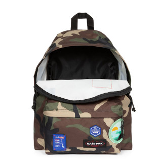 Eastpak Padded Pak'r Backpack K52 Patched Camo